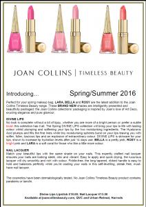 timeless spring summer press