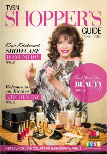 tvsn shopping guide cover